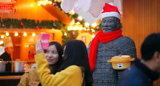 if you have never spent your christmas in china these traditions will definitely make you think and for the readers who have celebrated chinese christmas
